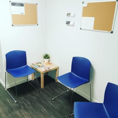 salle d'attente naturopathie